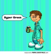 Hyper Green Team Sean