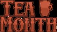 Tea Month Logo