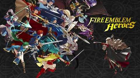 Fire Emblem HEROES OST Truth, Despair, And Hope. (Sacred Stones)