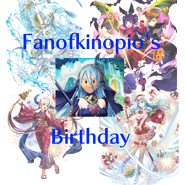 Fanofkinopio's Birthday Transparent