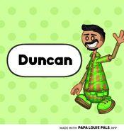 Meet Duncan