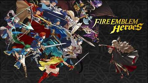 Fire Emblem Heroes - Distant Roads (The Sacred Stones)