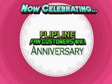 Flipline Fan Customers Wikia Anniversary