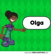 Meet Olga