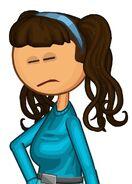 Hana not happy