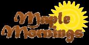 Maple Mornings Logo