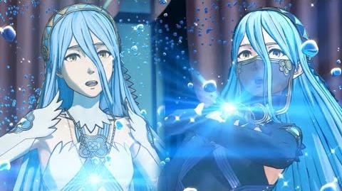 Fire Emblem Fates - Azura's Dance Cutscenes - Real HD@60FPS (English Japanese)