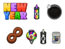 Papa's Donuteria Deluxe - New Year Ingredients.png