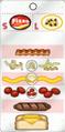 Hot Doggeria HD Emmlette (Holiday)