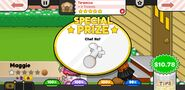 Papa's Scooperia To Go! Tiramisu Prize