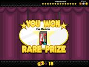 Papa's Sushiria - Home Run Derby - Prize 16 (Gold)