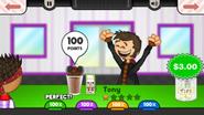 Tony Perfect Sundae