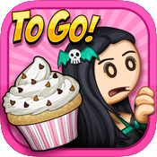 Papa's Cupcakeria To Go! icon