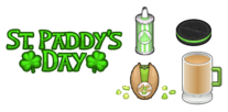 Papa's Pancakeria HD - Ingredients - St Paddys Day.png