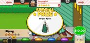 Papa's Sushiria To Go! Grumpy Eel Prize