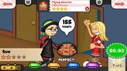 Perfect 9 Sue Pastaria To Go!