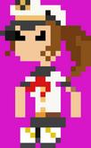 Pixel Captain Cori