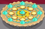 Summer Luau Pie To Go
