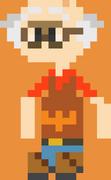 Pixel Wally