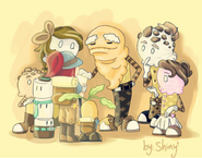 Ripley and the Scoopians