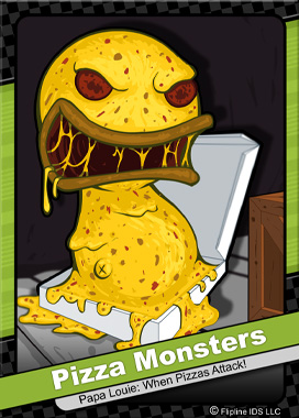 Pizza Monster