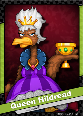 Queen Hildread