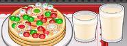 Christmas Pancake To Go