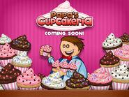 Cupcakeria comingsoon