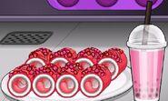 Valentine's Day Sushi To Go