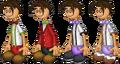 PLP Carlo Romano Outfits