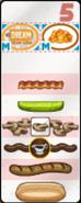 Papa's Hot Doggeria To Go! Yui (Holiday)
