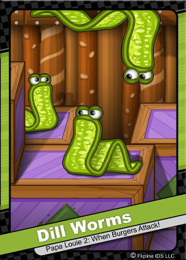 Dill Worms