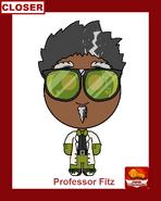 Flipline - Professor Fitz