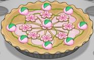 Cherry Blossom Festival Pie