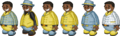 PLP Kingsley Outfits