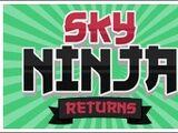 Sky Ninja Returns