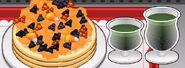 Halloween Pancake To Go