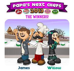 James & Willow