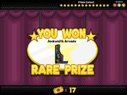 Papa's Bakeria - Strike Out! - Prize 16 (Gold)