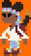 Pixel Zoe
