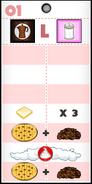 Mitch's Pancakeria Order