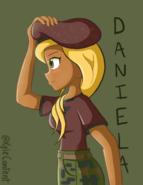 Daniela Drawing