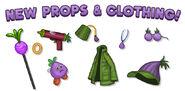 Onionfest props clothes