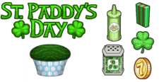 Cupcakeria To Go! - St. Paddy's Day.png