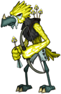 Thundercluck Transparent