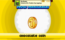 Unlocking chocolate coin.png