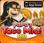 Akari on small Taco Mia! HD Promo