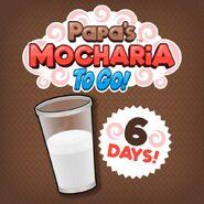 6 days to Mocharia