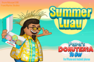 Papa's Donuteria To Go! Summer Luau
