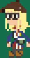 Pixel Shannon